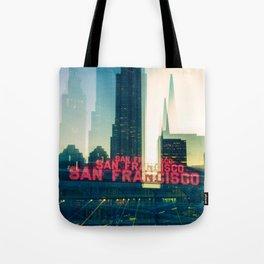 SF. Tote Bag