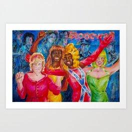 Stonewall Art Print