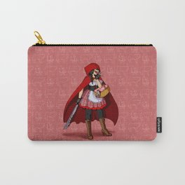 Serial Killer Red Riding Hood Carry-All Pouch