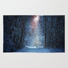 Winter Dreamscape Rug