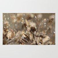 confetti Area & Throw Rugs featuring Confetti by Irène Sneddon