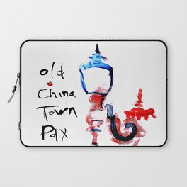Portland Old China Town Laptop Sleeve
