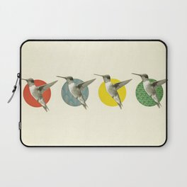 The Hummingbird Dance Laptop Sleeve