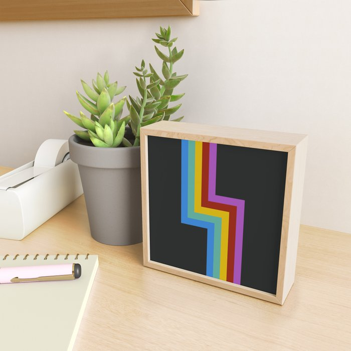 Canopus Framed Mini Art Print