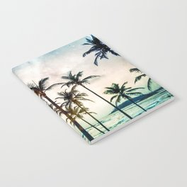 No Palm Trees Notebook