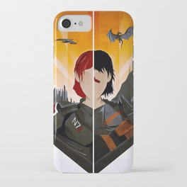 The Shepard & The Hawke iPhone Case