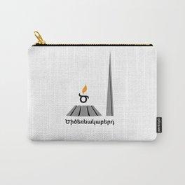 Tsitsernakaberd Carry-All Pouch