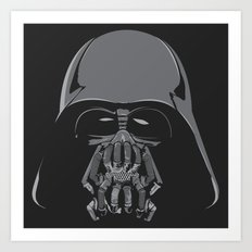 Darth Bane Art Print