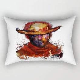 Big Boss Rectangular Pillow