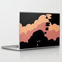 cloud Laptop & iPad Skins featuring Cloud by Herber Crispin