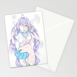 Rabbit Sound Stationery Cards