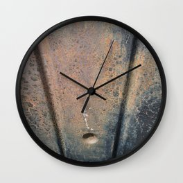 Pareidolia-7 Wall Clock