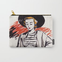 Dressing Ink I. Carry-All Pouch