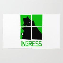 Ingress (Enlightenment) Rug