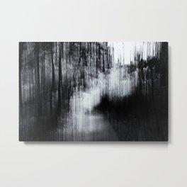 Phantasmagorical Forest 4 Metal Print