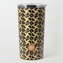 Gilded Cage Envelope Travel Mug