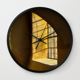 Castle Light Wall Clock