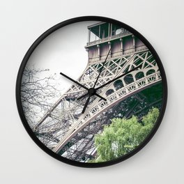 Le Eiffel Wall Clock