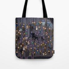 Super Aliens³ Resurrection Tote Bag