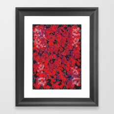 Dissemination / Pattern #4 Framed Art Print
