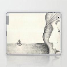 Away at Sea Laptop & iPad Skin