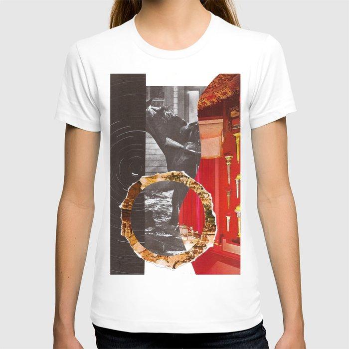 Rotating Horse Invator T-shirt