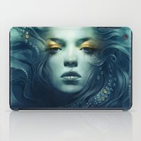 ink iPad Cases featuring Ink by Anna Dittmann