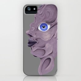 The Indents iPhone Case