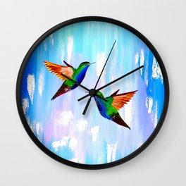 Just Us Wall Clock