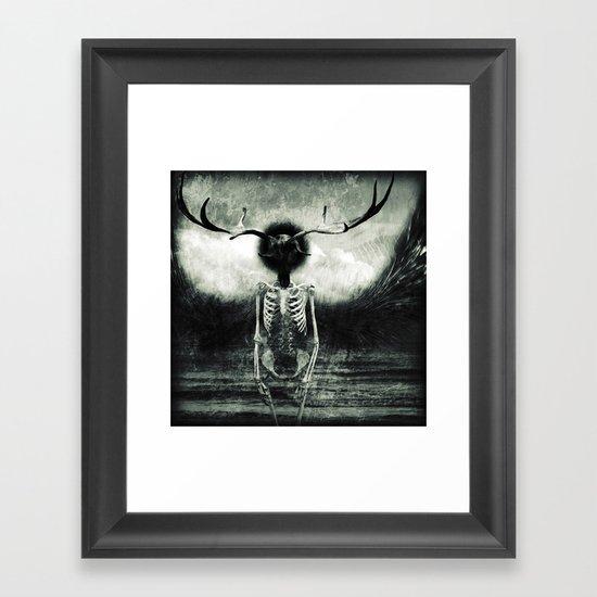 Surtur Framed Art Print