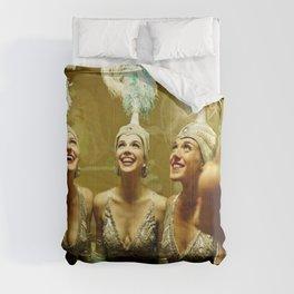 1950's Showgirls Comforters