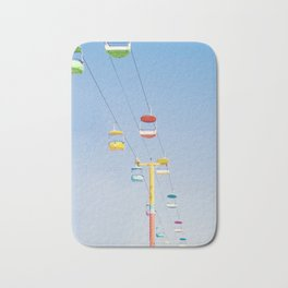 Sky Ride Bath Mat