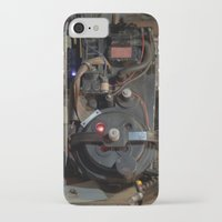 """ghostbusters iPhone & iPod Cases featuring Ghostbusters - """"Workbench""""  by Matthew Clark"""