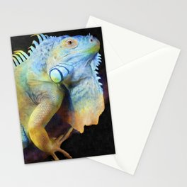 Iguana Stationery Cards