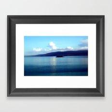Cynet Bay - Tasmania Framed Art Print