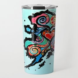 Alaska Love Travel Mug