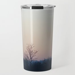 Sunset over Bedfordshire Travel Mug