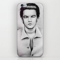 leonardo iPhone & iPod Skins featuring Leonardo by Stephanie Recking