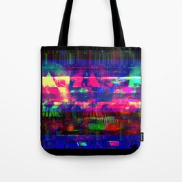 Broken VCR Tote Bag