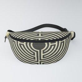 Labyrinth Fanny Pack