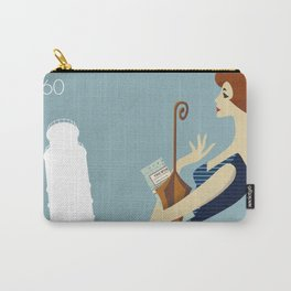 Italy 1960 Carry-All Pouch