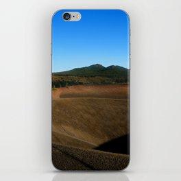 Lassen Volcanic National Park - Cinder Cone Valcano iPhone Skin
