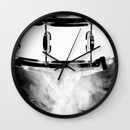 TO THE RIM Wall Clock