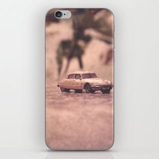 Julians Journey 6   in the midst of the storm iPhone & iPod Skin