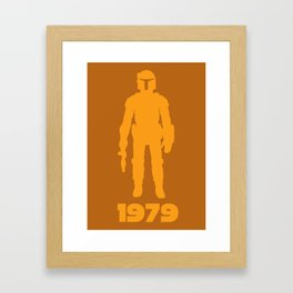 1979 Framed Art Print