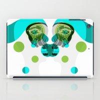gemini iPad Cases featuring Gemini by Akwaflorell