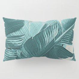 Banana Palm Pillow Sham
