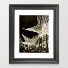 London Street Framed Art Print