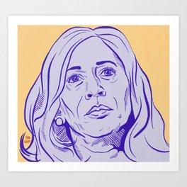 Kamala 2020 Art Print