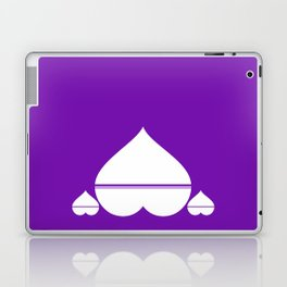 Symbol of Love - Taj mahal India Laptop & iPad Skin